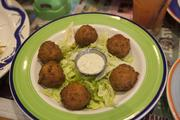 Here's a look at some Conch Fritters.