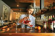 Rye's Jon Gasparini has had success working with Campari to develop new cocktails.