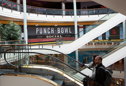 Gallery: Take a look inside Punch Bowl Social in Pioneer Place