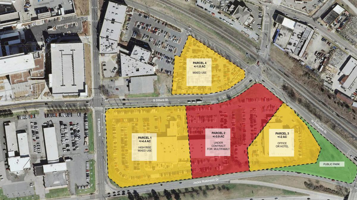 High-rise buildings, luxury apartments planned for downtown ...