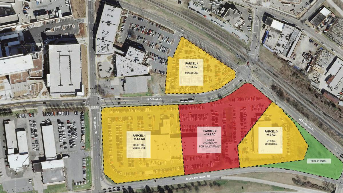 High-rise buildings, luxury apartments planned for ...