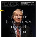 Chicago Reader's <strong>Mick</strong> <strong>Dumke</strong> worked fast — and smart — on Bruce Rauner cover story
