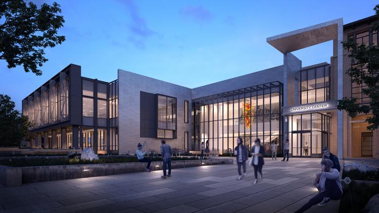 rethinking what the center of campus will be at carnegie mellon
