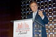 The keynote speaker at the Boston Business Journal's Best in Boston Real Estate Awards luncheon was Gary Loveman of Caesars Entertainment Corporation.