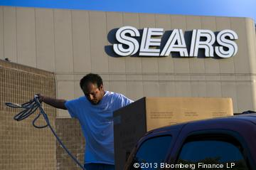 Sears disappoints