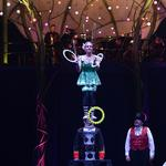 The circus is coming to town, this time on the big screen