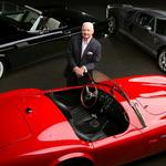 Sam Pack will auction off 132 of his prized cars to the highest bidder