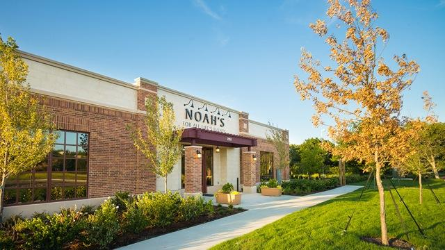 Noah Corporation Is Building A New Event Center In San