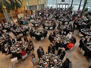 There were 400 guests at the 2013 Forty Under 40 Awards gala at the Schuster Center in downtown Dayton on Thursday evening.