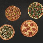 Pizza Hut revamps menu, logo and website for new experience