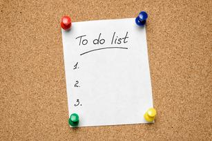 Productivity overload? Keep it simple with a 3-item to-do list