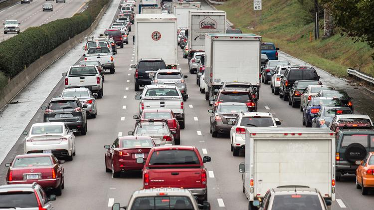 State Plans New Freeway For 5 Mile Stretch Between Raleigh And