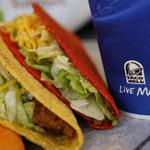 Taco Bell's 'bold goal' is to quietly reduce salt without sacrificing taste or market share