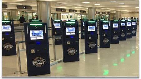 New Kiosks At Dulles Mean Quicker International Arrivals