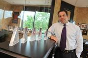 Randy Karchmer, managing partner of Metronome Partners, won Executive of the Year