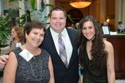 Attendees at the 40 Under 40 awards dinner.