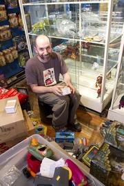 Williams and his wife Trinity will run the store on a day-to-day basis. He previously had a similar store in Madison, after working at Big Fun for a decade.