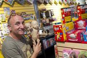 Presser has two Big Fun stores in the Cleveland area where he stocks two-headed babies and more quirky gifts.