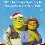 How a startup's teaming with Shrek and Dreamworks to reinvent the mall Santa