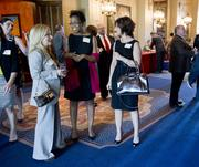 Attendees at the Most Admired Leaders celebration last night.