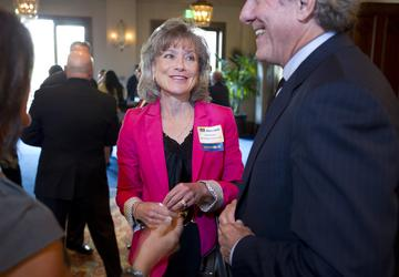 Photos from our Most Admired Leaders event