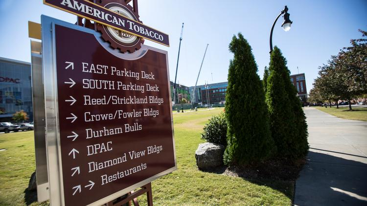 Sold Land Beside Durham S American Tobacco Campus Fetches 29m