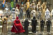 You can never go wrong with Star Wars memorabilia.