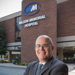 Q&A: Wilson Memorial Hospital CEO on competing with health groups