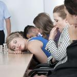 8 ways to prevent dozing off at your next meeting