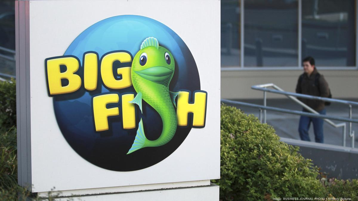 Big fish sale spells good news for other seattle gaming for Big fish seattle