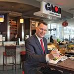 How Airmall VP <strong>Brett</strong> Kelly brings Maryland businesses to BWI