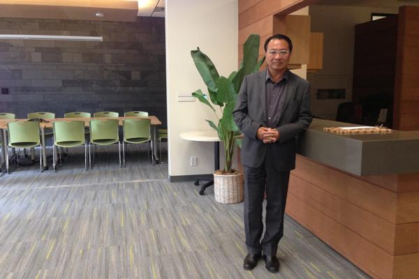 Louis Fung, 2013 president of AIA Honolulu, says the Center for Architecture in Downtown Honolulu is more than just a home for the American Institute of Architects chapter.