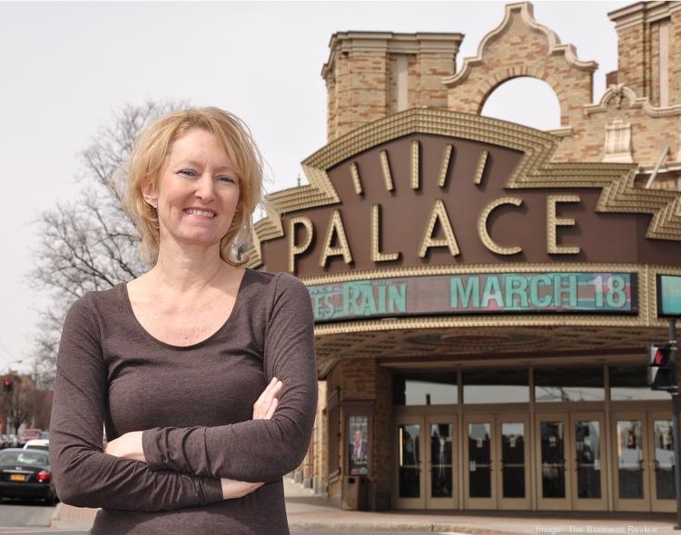 Holly Brown, general manager of the Palace Theatre.
