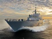U.S. Navy's Littoral Combat Ship: A fast, maneuverable surface combatant, the Lockheed Martin Littoral Combat Ship provides warfighting capabilities and operational flexibility for focused missions including mine-clearing, anti-submarine and anti-surface warfare. The LCS platform is flexible and can be reconfigured for a specific mission in days.
