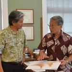 Hawaii Business Leader of the Year Francis Oda is a hands-on leader