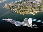 Reductions in funding for Lockheed's F-22 fighter will delay the start of a planned retrofit by a year. The money will eventually need to be replaced, since the equipment and work is still needed.