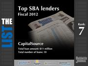 7: CapitalSource