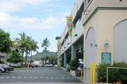 The Kailua Town Center parking garage is located behind Macy's, Pier 1 Imports and Longs Drugs.