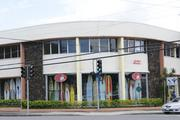 Kimo's Surf Hut and the Arhur Murray dance studio are located on Kailua Road at the entrance to Kailua town.
