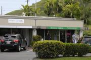 Maya Bella and Kailua Verde are among the tenants in this center on Hekili Street, across from Foodland in Kailua.