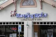 Morning Brew is a popular coffee house in the Kailua Shopping Center.