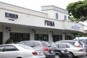 R. Field, Prima restaurant and Baskin Robbins are located in the Foodland shopping center on Hekili Street in Kailua.
