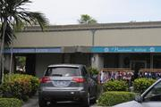 Title Guaranty's Kailua branch is located next door to the Pualani Kailua swimwear shop in this strip center on Hekili Street across from Foodland.