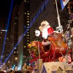 Magnificent Mile Lights Festival features a parade's worth of sponsors