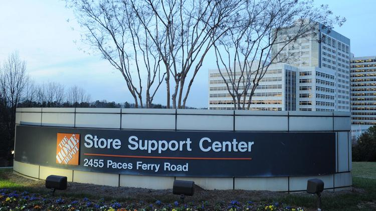 a5e52552aed Home Depot to invest  200 million in its Cobb County operations ...