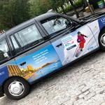 Outrigger Resorts partners with Brand USA to promote Hawaii on London taxis