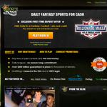 DraftKings, FanDuel sued for alleged fraud by two North Carolina fantasy sports players