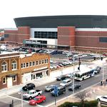 Intrust Bank Arena one of nation's busiest in first quarter