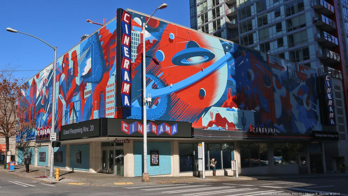 Beer, lasers and legroom: Cinerama set to reopen with new
