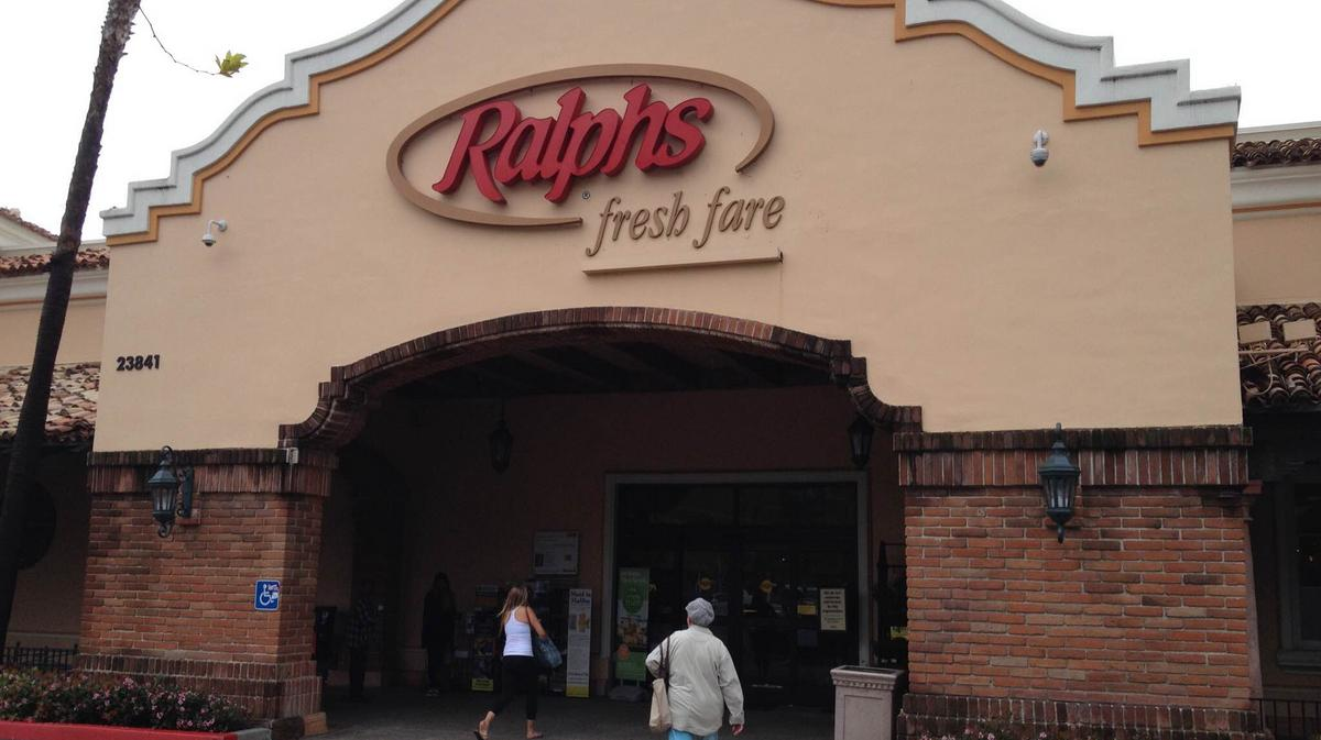 ralphs offering online shopping but you ve got to pick up the